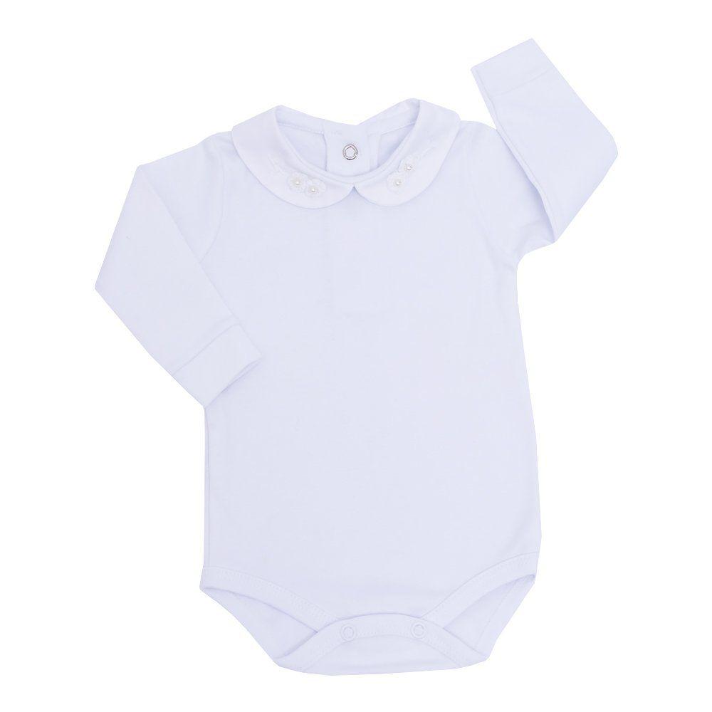 Saída de maternidade feminina 7 peças - Azul marinho