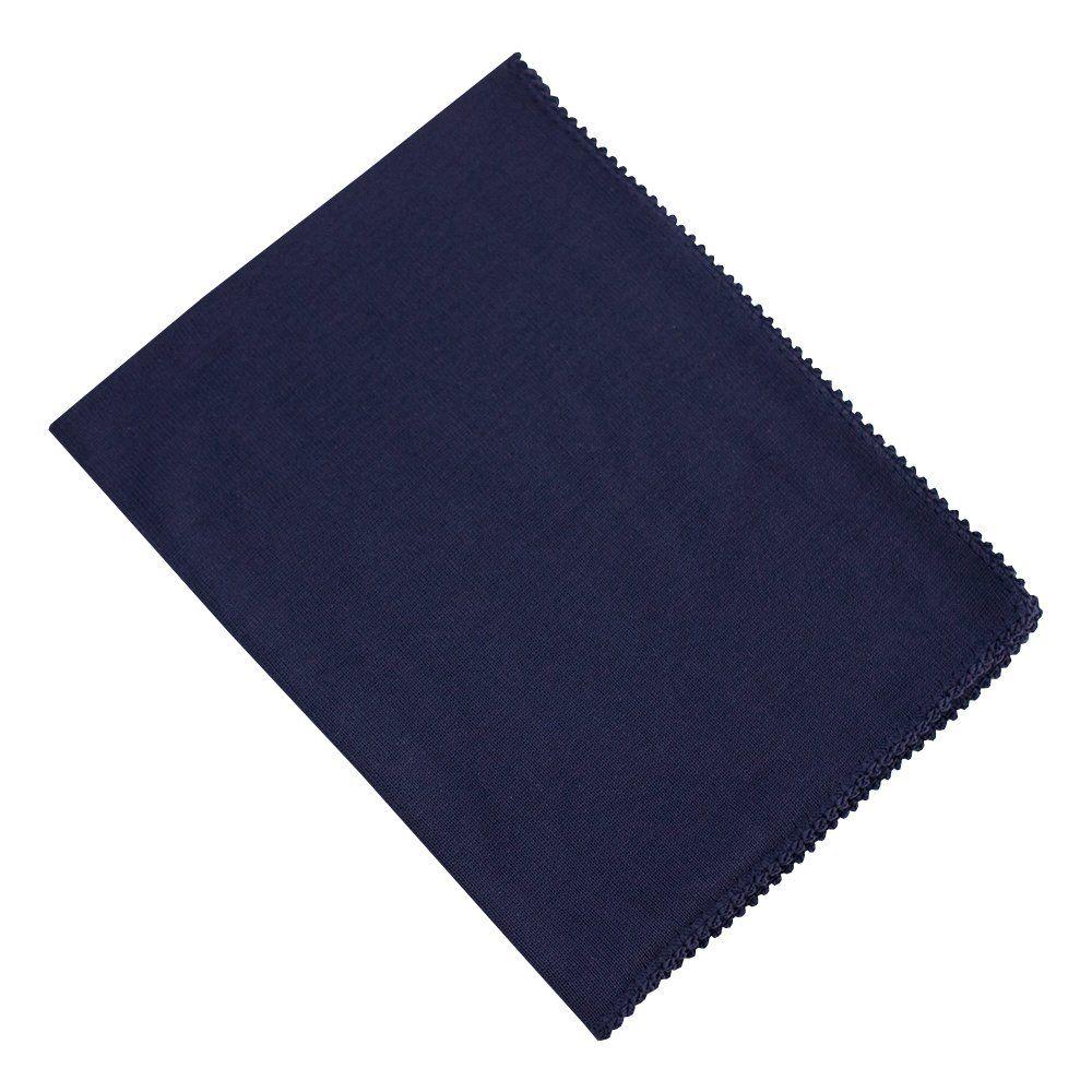 Saída de maternidade masculina 2 peças - Azul marinho