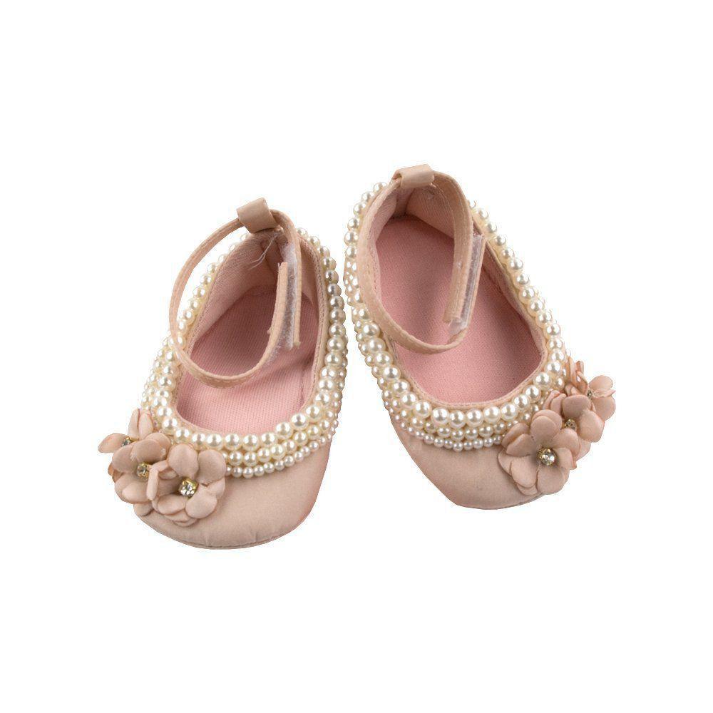 47ce9411ff Sapatilha bebê - Rosa seco Venha conhecer nossa produtos e encante ...
