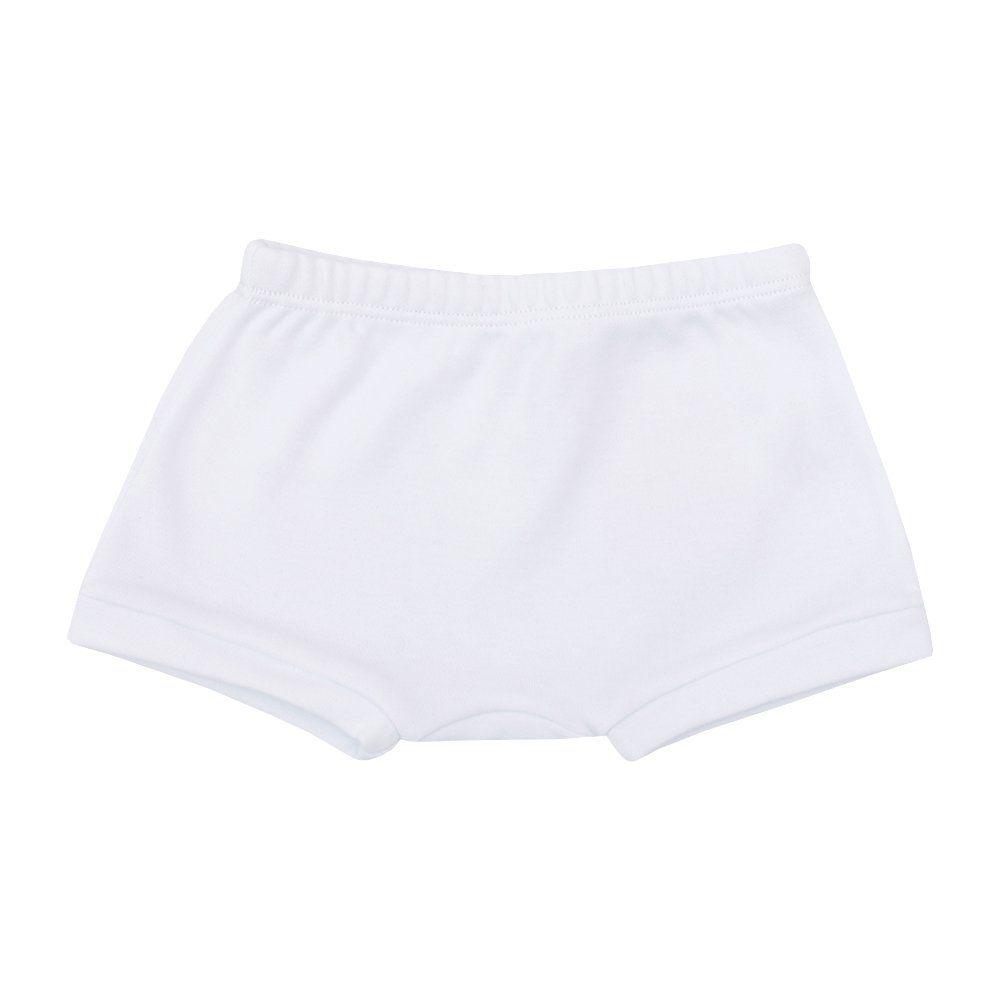 Short bebê - Branco