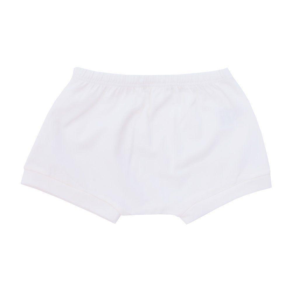 Short bebê - Off white
