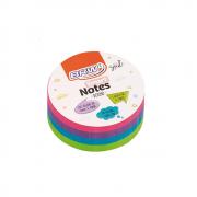 Bloco de Anotações 45x45mm Colori Smart Notes 200 folhas