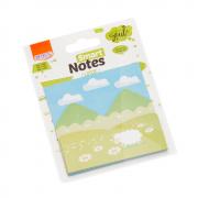 Bloco de Anotações Montanha 3 Layers 20 folhas cada