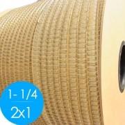Bobina Wire-o 2x1 Prata 1 1/4 para 270 fls 2.100 anéis