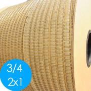 Bobina Wire-o 2x1 Prata 3/4 para 140 fls 8.000 anéis