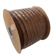 Bobina Wire-o 2x1 Prata 7/8 para 180 fls 6.000 anéis