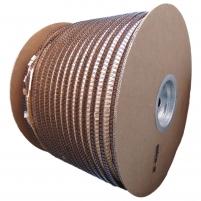 Bobina Wire-o 3x1 Preto 9/16 para 110fls 21.000 anéis