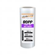Bopp Anti-risco Scuff Free Fosco para Laminação 33x350m Marpax 01un