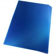 Capa para Encadernação A4 Azul Royal Line PP 0,30 100un