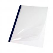 Capa Térmica Steel Crystal Azul A4 01mm 01 à 10 fls 05un