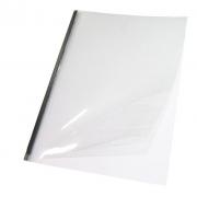 Capa Térmica Steel Crystal Preto A4 03mm 11 à 30 fls 05un