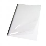 Capa Térmica Steel Crystal Preto A4 07mm 41 à 60 fls 05un