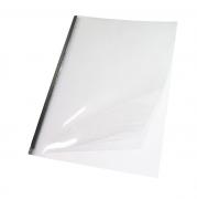 Capa Térmica Steel Crystal Preto A4 18mm 131 à 160 fls 01un