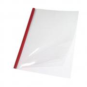 Capa Térmica Steel Crystal Vermelho A4 09mm 61 à 75 fls 05un