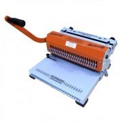 Encadernadora de Wire-o Conjugada manual Canhoto 2x1 EX