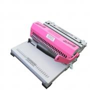Encadernadora de Wire-o Rosa Conjugada manual passo 2x1 15fls EX