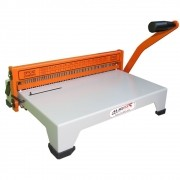 Encadernadora para espiral manual Ofício Standard 15fls