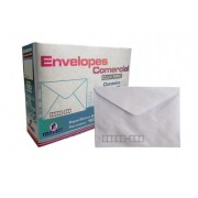 Envelope Carta RPC Branco 114x162mm Plastpark 100un