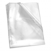 Envelope Plástico 4 Furos 240x325x0,06mm ACP 1000un