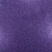Folha de EVA Glitter Lilás 40x48mm 2mm pacote com 10 un