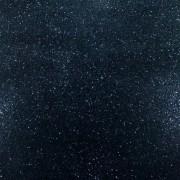 Folha de EVA Glitter Preto 40x48mm 2mm pacote com 10 un