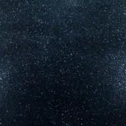 Folha de EVA Glitter Preto 40x48mm 1,5mm pacote com 10 un