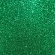 Folha de EVA Glitter Verde 40x48mm 2mm pacote com 10 un