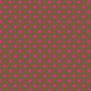 Folha de EVA Poá Marrom/Rosa 40x48 2mm pacote com 10 un