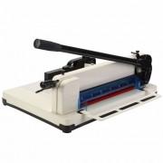 Guilhotina de papel A3 Semi Industrial 433mm 400fls Menno