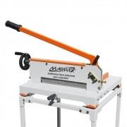 Guilhotina Semi Industrial 43cm 300fls GEX-430 c/mesa Marpax