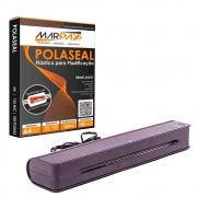 Kit Plastificadora A3 Menno Compact + 100 Polaseal 110V