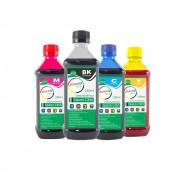 Kit Tinta Epson L355 Eco Marpax BK 250ml e Coloridas 100ml