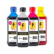 Kit Tinta Epson Tx125 Tx115 Xp204 Xp214 Xp401 4x500ml