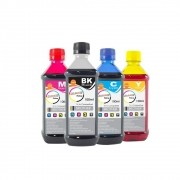 Kit Tinta impressora Brother Compatível Marpax CMYK 4x100ml