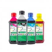 Kit Tinta para impressora Epson L355 Eco Marpax CMYK 4x250ml