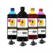Kit Tinta para impressora HP Compatível Formulabs 4 Litros
