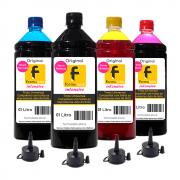 Kit Tinta para impressora Universal Formulabs 4 Litros