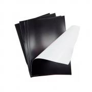 Manta Magnética Adesivado Imã 0,8mm 20x30cm Marpax 50fls