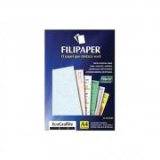 Papel Ecograffite Cristal A4 210x297mm 180g Filipaper 50Fls