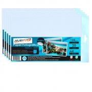 Papel Fotográfico Adesivo Fosco Matte 130g A4 Marpax 1000Fls