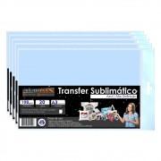 Papel para sublimação Azul A3 297x420mm Marpax 100 folhas