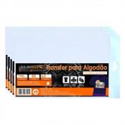 Papel Transfer para algodão A3 Tecidos Escuros Marpax 50 Fls