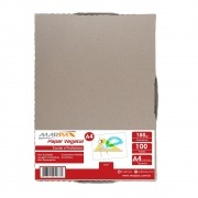 Papel Vegetal A4 210x297mm 180 g/m² Translúcido 100Fls