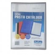 Pasta Catálogo A4 Incolor Expand + 25 sacos Plastpark 01un