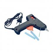 Pistola de Cola Quente Pequena 10watts Bivolt BRW 01un