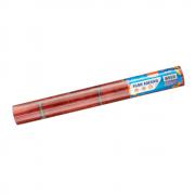 Plástico Adesivo Tijolo Vermelho 80mic 45cmx10 metros BRW