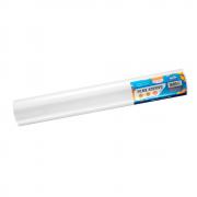 Plástico Adesivo Transparente 60mic 45cmx25 metros BRW