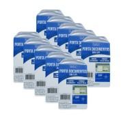 Porta Documento protetor de CNH/CPF 65x90mm Plastpark 500un