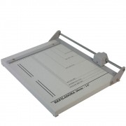 Refiladora de papel 36cm Ofício totalmente em aço 05 Folhas