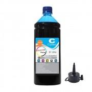 Tinta de Impressora Compatível Epson L355 L365 L375 L395 Azul (Cyan) Marpax 01 Litro.